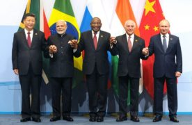 BRICS 2018 Johannesburg Summit: A Gathering to Plot for Further Exploitation of Africa especially by CHINA