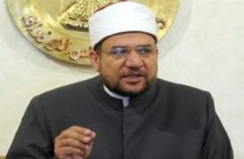 "Egyptian Minister of Endowment (Awqaf) Defends the Idol of ""Patriotism"""