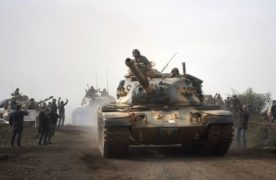 """What is behind the Turkish Operation """"Olive Branch"""" in the North of Syria?"""