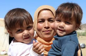 The Muslim Woman and Her Children; The True Essence of the Islamic Ummah!
