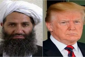 Negotiations between America and the Taliban